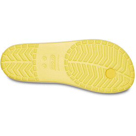 Crocs Crocband Tie Dye Mania Flip Sandals Women sunshine